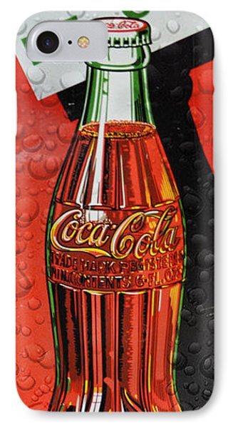 5 Cent Coca-cola From 1886 - 1959 IPhone Case