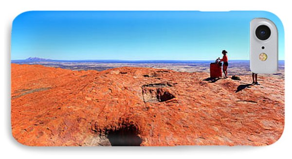Central Australia Phone Case by Bill  Robinson