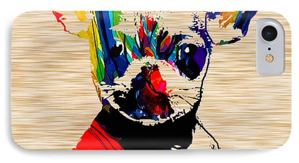 Chihuahua IPhone Case by Marvin Blaine