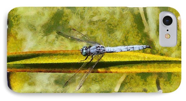 Dragonfly Phone Case by George Atsametakis