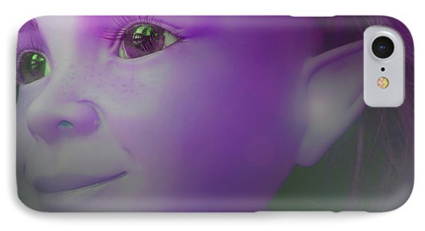 Elves-child IPhone Case by Ramon Labusch