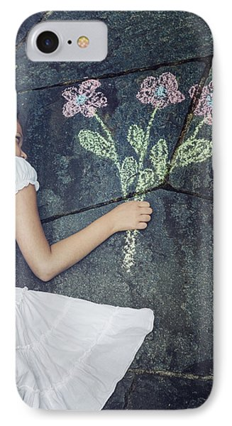 Flowers Phone Case by Joana Kruse