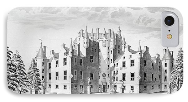 Glamis Castle IPhone Case by British Library