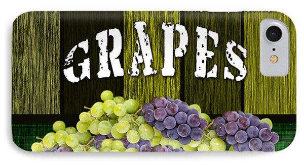 Grape Farm IPhone Case