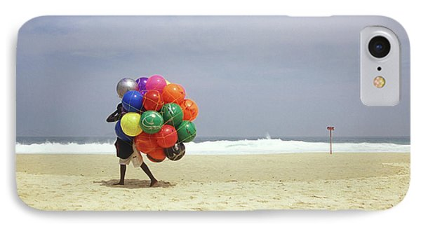 Ipanema Beach, Rio De Janiero,, Brazil IPhone Case