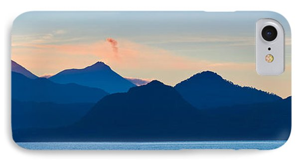 Lake With Mountains In The Background IPhone Case