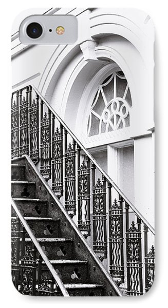Metal Stairs IPhone Case