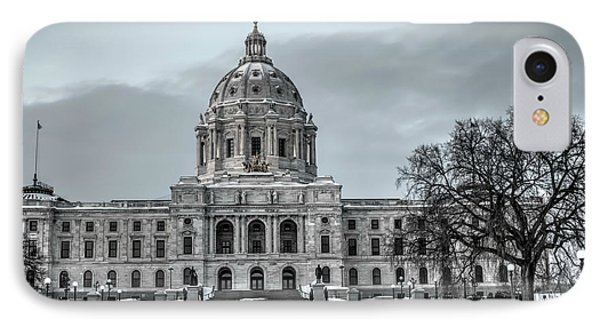 Minnesota State Capitol St Paul IPhone Case