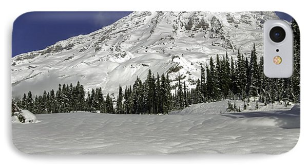 Mount Rainier From Paradise IPhone Case