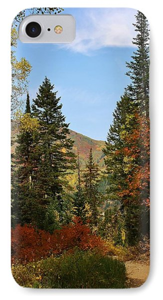 Natures Beauty IPhone Case by Bruce Bley