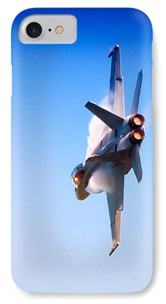 Navy F-18 Super Hornet IPhone Case by Celso Diniz