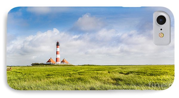 North Sea IPhone Case by JR Photography