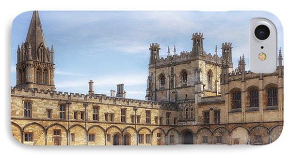 Oxford IPhone Case