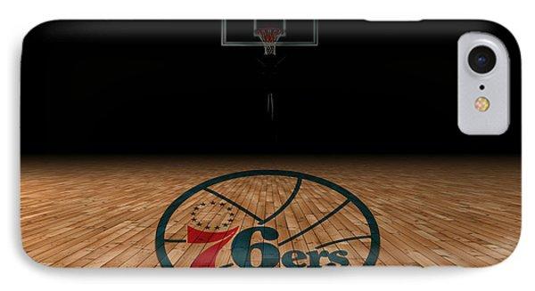 Philadelphia 76ers IPhone Case