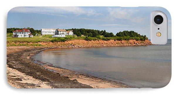 Prince Edward Island Coastline IPhone Case