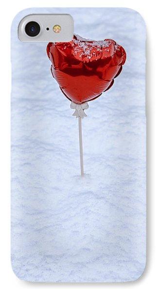 Red Balloon Phone Case by Joana Kruse