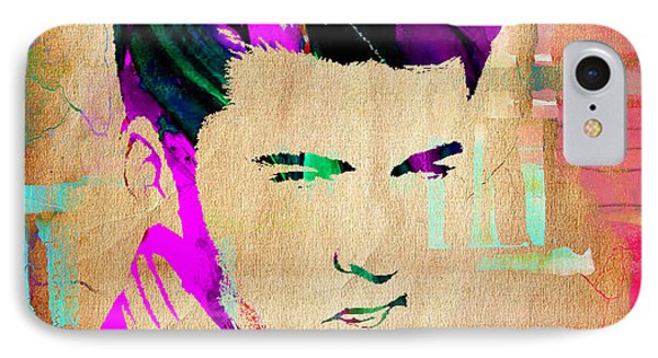 Ricky Nelson Collection IPhone Case by Marvin Blaine