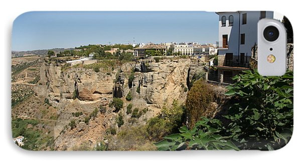 IPhone Case featuring the photograph Ronda by Christian Zesewitz
