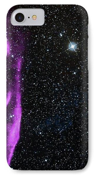 Supernova Remnant IPhone Case
