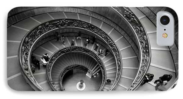 The Vatican Stairs IPhone Case by Jouko Lehto