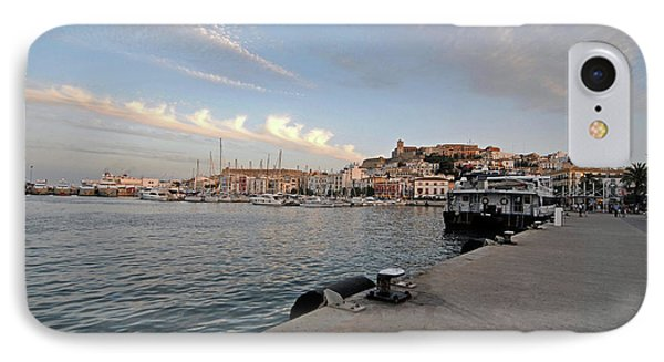 Travel Images Of Formentera IPhone Case by Nano Calvo
