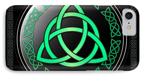 Triquetra IPhone Case by Ireland Calling