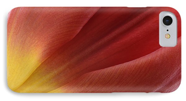 Tulip Phone Case by Mark Johnson