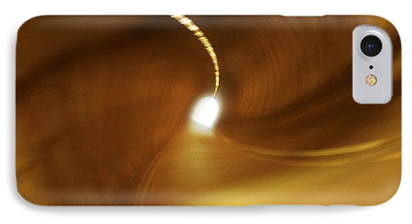 Tunnel Vision IPhone Case by Mike McGlothlen