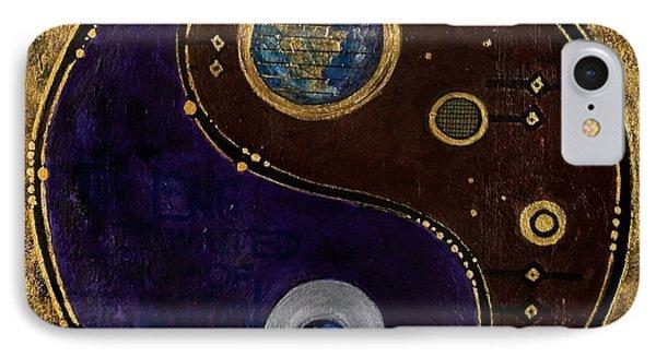 Untitled IPhone Case by Sabira Manek