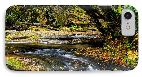 Williams River Headwaters IPhone Case by Thomas R Fletcher