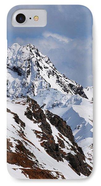 Winter In Tatra Mountains Phone Case by Karol Kozlowski