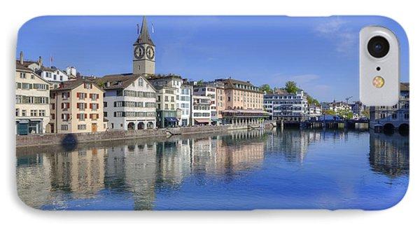 Zurich Phone Case by Joana Kruse