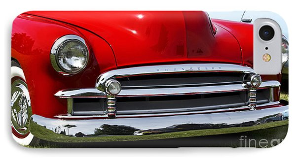 50 Chevy IPhone Case by Ron Roberts
