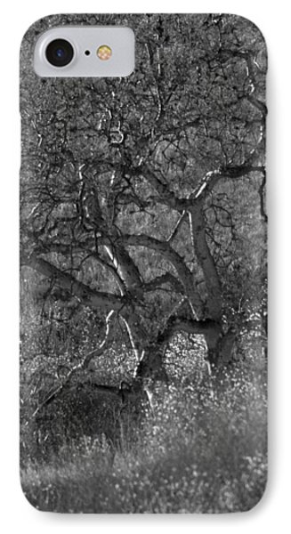 50 Shades Of Gray Trees IPhone Case by Deprise Brescia