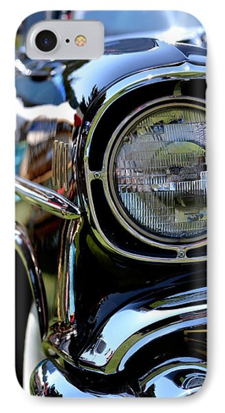 IPhone Case featuring the photograph 50's Chevy by Dean Ferreira