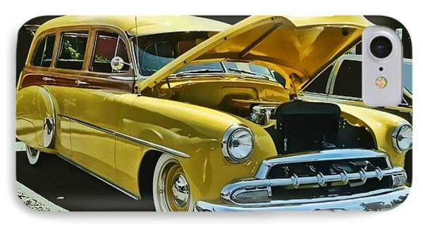 '52 Chevy Wagon IPhone Case