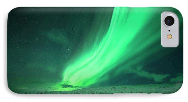Aurora Borealis IPhone Case by Tommy Eliassen