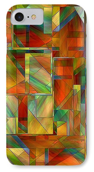 53 Doors IPhone Case by RC deWinter