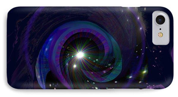 541 - Black Hole  IPhone Case
