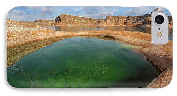 Usa, Utah, Glen Canyon National IPhone Case by Jaynes Gallery