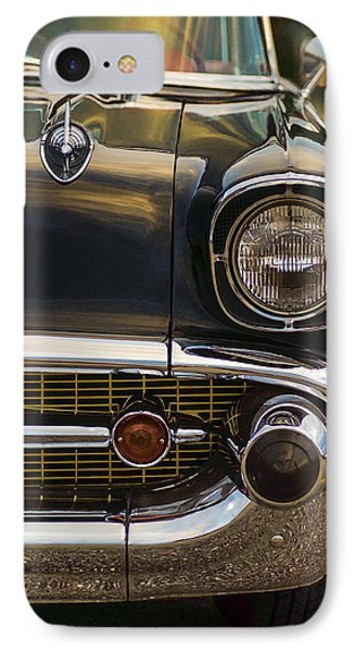 IPhone Case featuring the photograph 57 Chevy by Wayne Meyer