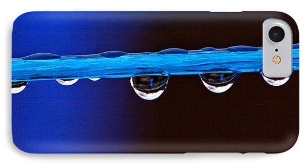 Drops IPhone Case by Odon Czintos