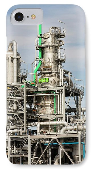 A Bp Chemical Plant At Salt End IPhone Case
