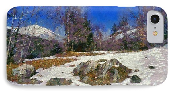 Abruzzo National Park Phone Case by George Atsametakis