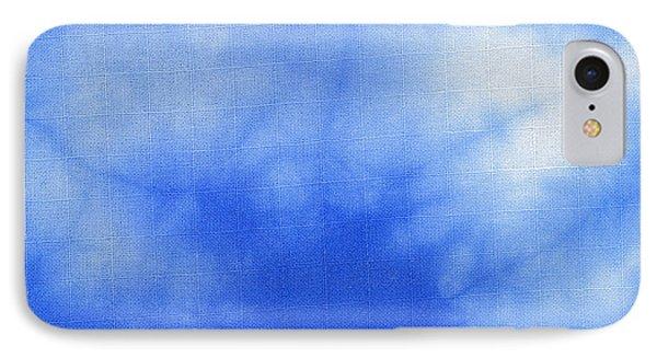 Abstract Batik Pattern Phone Case by Kerstin Ivarsson