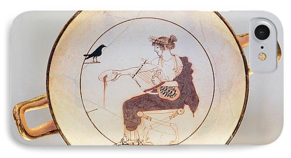 Ancient Delphi, Greece. Museum IPhone Case by Ken Welsh