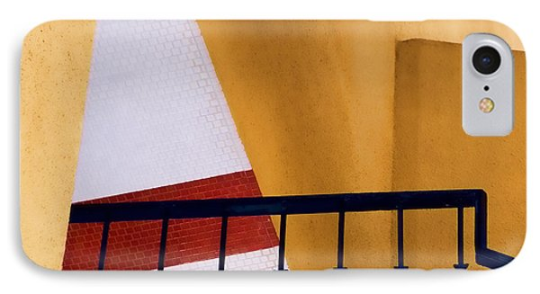 Architectural Detail Phone Case by Carol Leigh