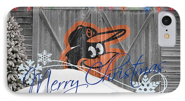 Baltimore Orioles IPhone 7 Case