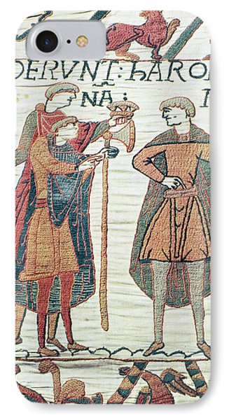 Bayeux Tapestry IPhone Case by Granger