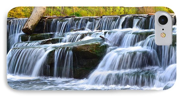 Berea Falls Phone Case by Frozen in Time Fine Art Photography